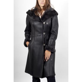 Vêtements Femme Manteaux Giorgio Cristina Noir Noir