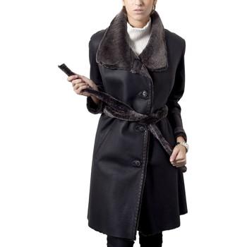 Vêtements Femme Manteaux Giorgio Lia DFHC Noir Noir