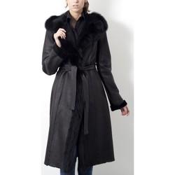 Vêtements Femme Manteaux Giorgio Rania Noir Noir