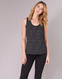 Vêtements Femme Tops / Blouses Moony Mood EZTEL Noir / Blanc