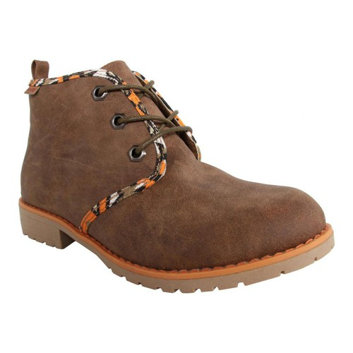 Chaussures Femme Bottines MTNG 52954 Marrón