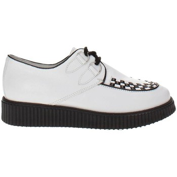 Chaussures Fille Baskets basses Cult CLJ101375 Underground Fille Blanc Blanc