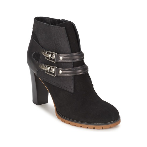 Chaussures Femme Bottines See by Chloé SB23116 Noir