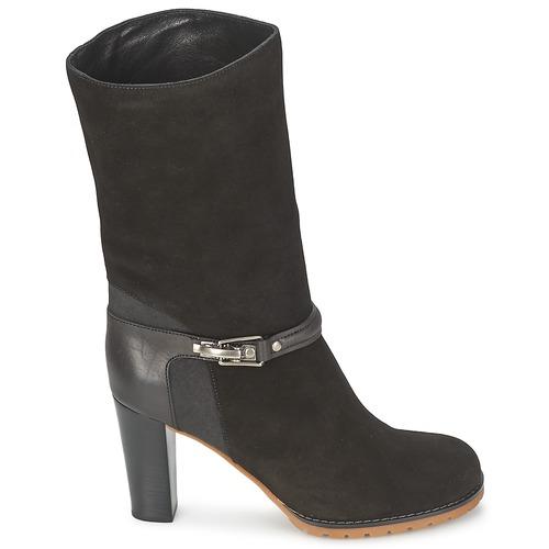See Noir By Chaussures Sb23117 Ville Bottes Chloé Femme nPOk0w