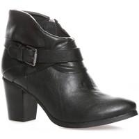 Chaussures Femme Bottines LPB Shoes bottines Aurella Noire Noir