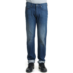 Jeans droit Diesel Jeans  Buster Tapered Fit Indigo Homme