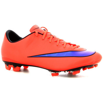 Chaussures Homme Football Nike Mercurial Veloce II FG Orange