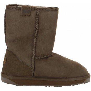 Chaussures Femme Boots EMU Botte Stinger Lo (Champignon) 28