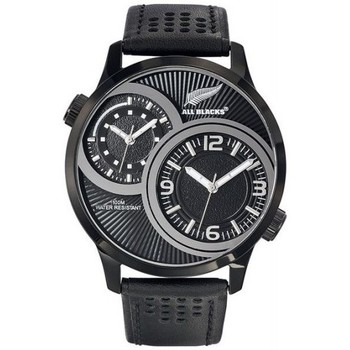 Montre All blacks montre all blacks 680266 - montre acier cuir homme