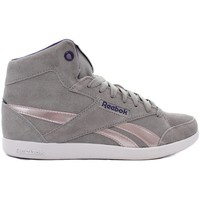 Chaussures Baskets montantes Reebok Sport Fabulista Mid Gris