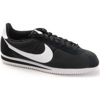 Chaussures Garçon Baskets basses Nike Cortez Noir
