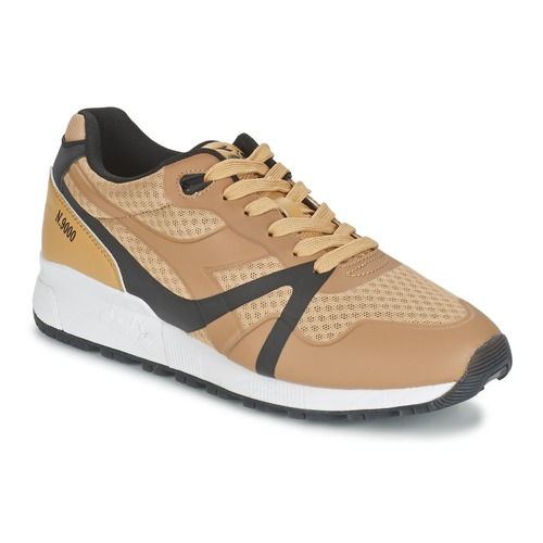 Chaussures Homme Baskets basses Diadora N9000 MM BRIGHT II Camel