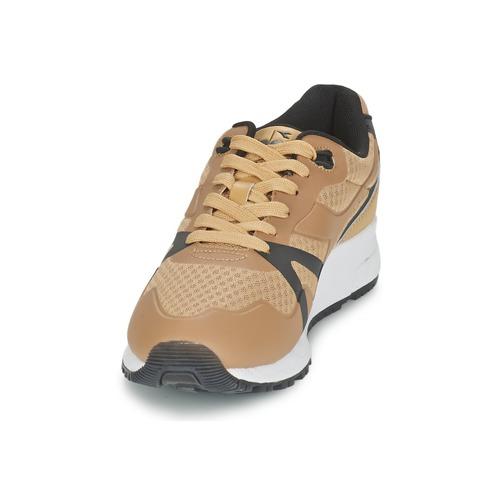 Chaussures Homme Baskets Basses Camel Diadora N9000 Mm Bright Ii QthrdCs