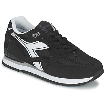 Baskets mode Diadora N-92 Noir / Blanc 350x350