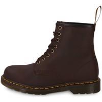Chaussures Homme Boots Dr Martens 1460 Crazy Horse Marron