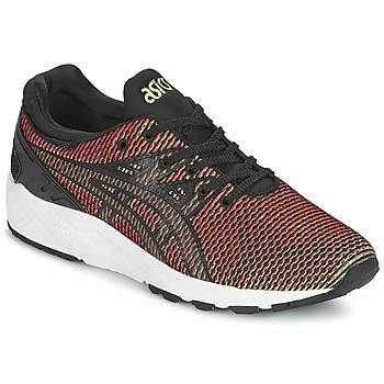 premium selection 68eb7 d66cc Chaussures Homme Baskets basses Asics GEL-KAYANO TRAINER EVO Rouge   Noir