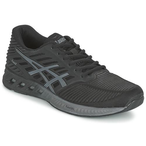 Chaussures Homme Running / trail Asics FUZEX Noir