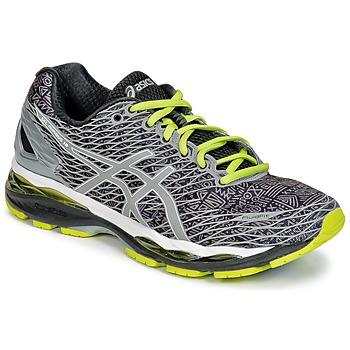 Chaussures-de-running Asics GEL-NIMBUS 18 LITE-SHOW Gris 350x350