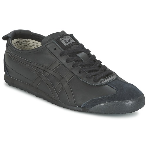 Chaussures Baskets basses Onitsuka Tiger MEXICO 66 Noir
