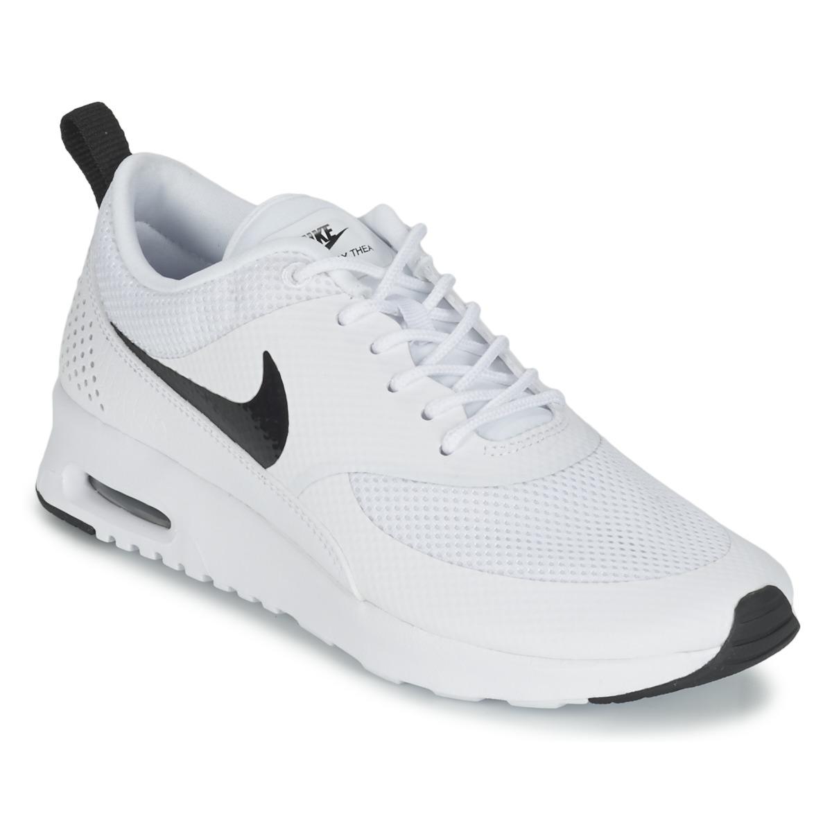 Nike AIR MAX THEA W Blanc / Noir