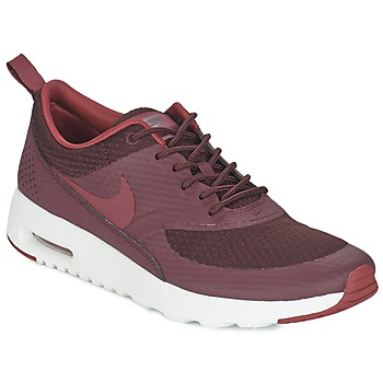 Baskets mode Nike AIR MAX THEA TEXTILE W Bordeaux 350x350