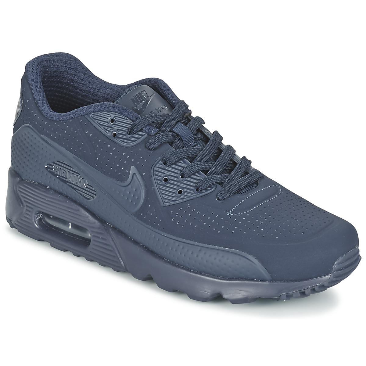 Nike AIR MAX 90 ULTRA MOIRE Bleu
