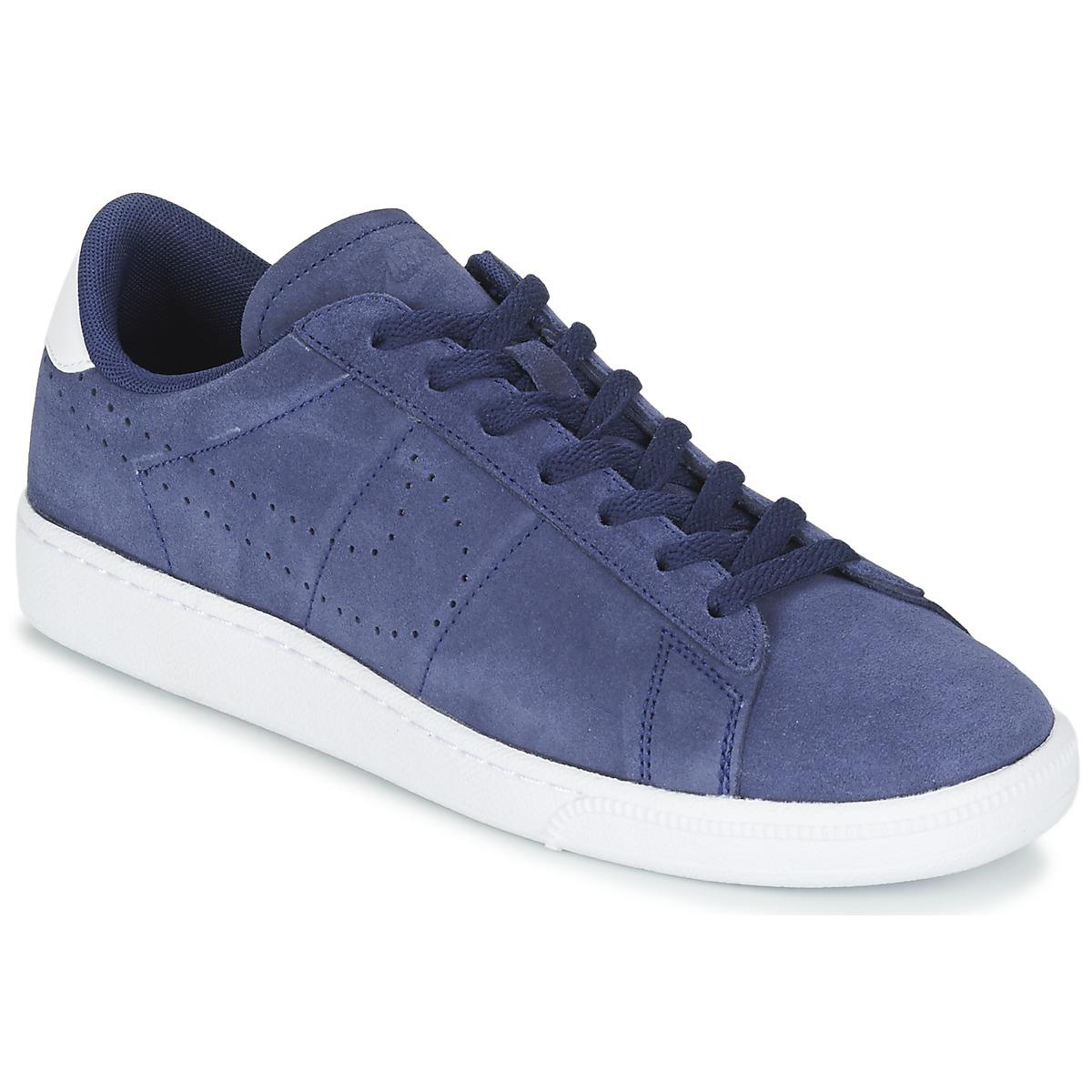 Nike TENNIS CLASSIC CS SUEDE Bleu