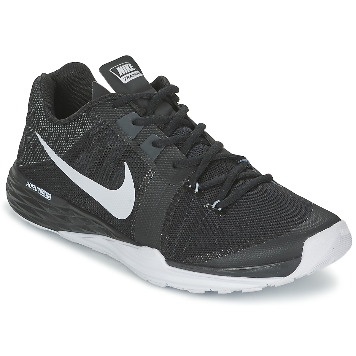 Fitness Nike PRIME IRON TRAINING Noir / Blanc