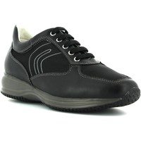 Chaussures Homme Baskets basses Geox U4162G 04311 Scarpa lacci Uomo Nero