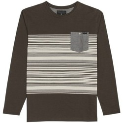 Vêtements Homme T-shirts manches longues Billabong Pull Waterford - Char Gris