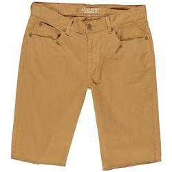 Vêtements Garçon Shorts / Bermudas Element Short  Boom Wk Boy - Curry Jaune