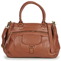 Sacs Femme Sacs porté main Betty London ETRAME Cognac