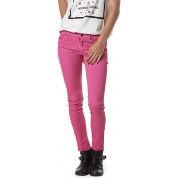 Vêtements Femme Jeans slim Insight Pantalon  Beanpole - Washed Out Pink Rose