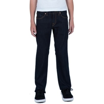 Jeans droit Volcom Pantalon  Solver By Denim -Rinse