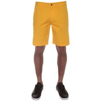 Vêtements Homme Shorts / Bermudas Volcom Short  Frickin Tight Chino - Blazing Yellow Jaune