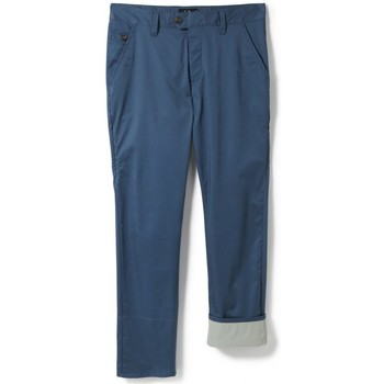 Vêtements Homme Chinos / Carrots Oakley Pantalon Icon Chino - Chino Blue Bleu