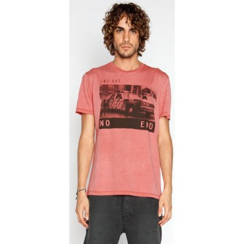 Vêtements Homme T-shirts manches courtes Insight T-shirt  No End Tee - Truck red Rouge