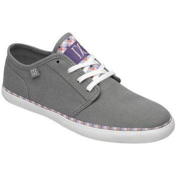Chaussures Femme Baskets mode DC Shoes Chaussures  Studio LTZ - Grey Gris