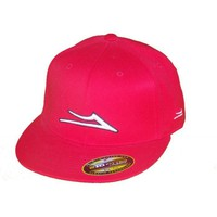 Casquettes Lakai Casquette  Flare Up - Red