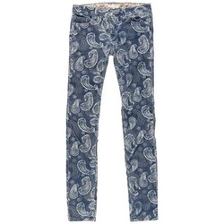 Vêtements Femme Pantalons 5 poches Element Pantalon  Kaja - Dress Blues Bleu