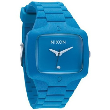 Montre Nixon Montre  Rubber Player - Blue X