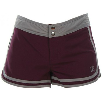 Vêtements Femme Shorts / Bermudas DC Shoes Short de bain  Erie Scalloped - POTD Noir