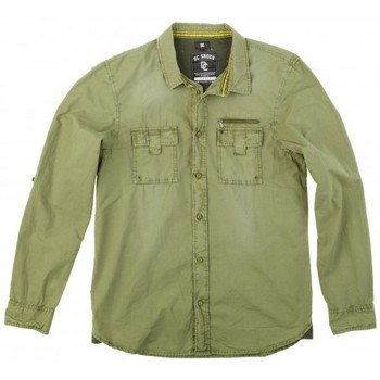 Chemise Dc shoes chemise be da boss - military