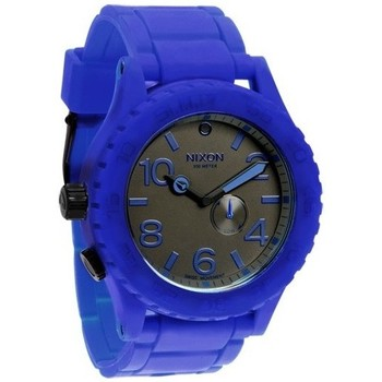 Montres Nixon Montre  Rubber 51-30 - Royal  350x350