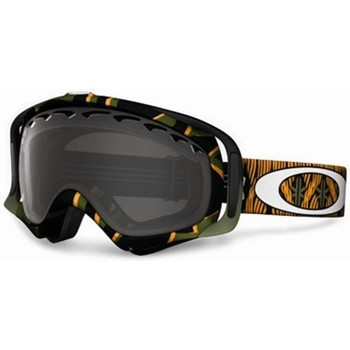 Accessoires sport Oakley Masque de ski Crowbar Kazu Kokubo - Sleeping Giant / Dark Grey