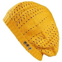 Bonnets Fox Bonnet  Girls Viper Beanie - Gold