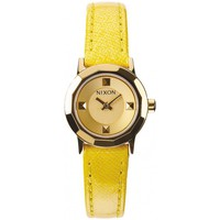 Montre Nixon Montre  Mini B - Gold / Yellow