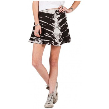 Jupes Volcom Jupe  Sk8Er Girl Skirt - Black