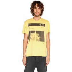 Vêtements Homme T-shirts manches courtes Insight T-shirt  No Flag Te - Real Gold Jaune