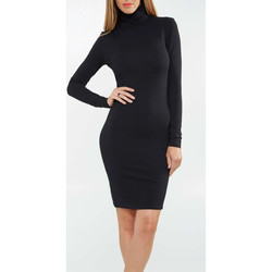 Robes courtes Minimum Robe  Sangita Noir Femme